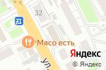 Схема проезда до компании ПТК ЛИОН в Нижнем Новгороде