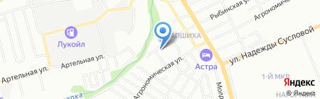 СанТехИнструмент на карте Нижнего Новгорода