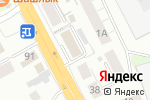 Схема проезда до компании БизНал в Нижнем Новгороде