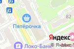 Схема проезда до компании Sidex.ru в Нижнем Новгороде