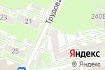 Схема проезда до компании Artwall.ru в Нижнем Новгороде
