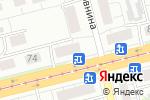Схема проезда до компании Мидия в Нижнем Новгороде
