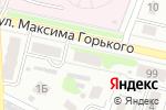 Схема проезда до компании Волго-Вятский банк Сбербанка России в Боре