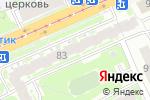 Схема проезда до компании Риан-ритэйл в Нижнем Новгороде