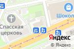 Схема проезда до компании Интегратор 1 в Нижнем Новгороде