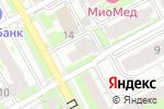 Схема проезда до компании Творческая мастерская архитекторов Пестова и Попова в Нижнем Новгороде
