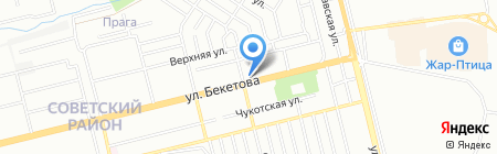 Велес на карте Нижнего Новгорода