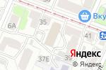 Схема проезда до компании Гарсон в Нижнем Новгороде