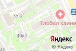 Схема проезда до компании СТОММАКС в Нижнем Новгороде