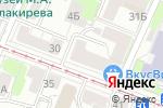Схема проезда до компании Статус в Нижнем Новгороде