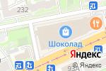 Схема проезда до компании Уралсиб банк в Нижнем Новгороде