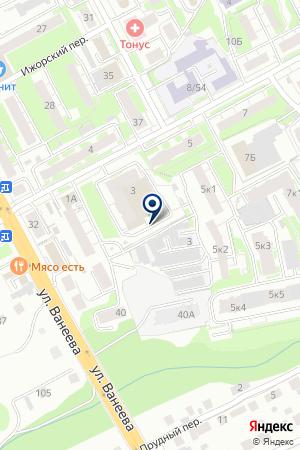 АНТАРИО на карте Бора