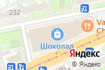 Схема проезда до компании LuxeStore в Нижнем Новгороде