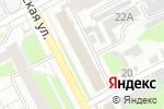 Схема проезда до компании Мир без границ в Нижнем Новгороде