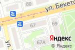 Схема проезда до компании ТСЖ №23 в Нижнем Новгороде