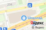 Схема проезда до компании Симфония самоцветов в Нижнем Новгороде