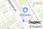 Схема проезда до компании Гранд в Нижнем Новгороде