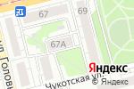 Схема проезда до компании Растяпино в Нижнем Новгороде
