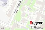 Схема проезда до компании Море позитива в Нижнем Новгороде