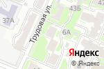 Схема проезда до компании Почтовое отделение №155 в Нижнем Новгороде