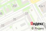 Схема проезда до компании Халёна в Нижнем Новгороде