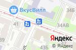 Схема проезда до компании Федеральный Правовой Центр в Нижнем Новгороде