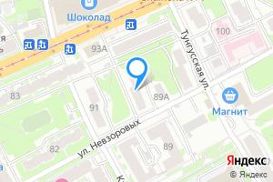 Однокомнатная квартира в Нижнем Новгороде м. Горьковская, улица Белинского, 89