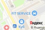 Схема проезда до компании Пятерочка в Нижнем Новгороде