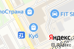 Схема проезда до компании Lo ti Amo в Нижнем Новгороде