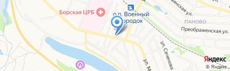ЭлектроникаСервис на карте Бора