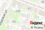 Схема проезда до компании Идеальное решение в Нижнем Новгороде