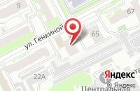 Схема проезда до компании Агентство Эффективных Решений в Нижнем Новгороде
