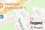 Схема проезда до компании Ритуал в Нижнем Новгороде