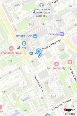 Дом по ул. Республиканская, ЖК Олимп на Яндекс.Картах