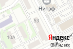 Схема проезда до компании Зоо Лакомка в Нижнем Новгороде