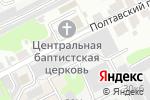 Схема проезда до компании Федерация Спортивных Танцев в Нижнем Новгороде