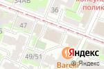 Схема проезда до компании Управдом в Нижнем Новгороде