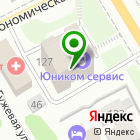 Местоположение компании НОРК металл
