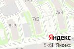 Схема проезда до компании ПрофХимСервис в Нижнем Новгороде