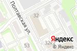 Схема проезда до компании Оранжевое настроение в Нижнем Новгороде