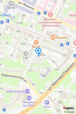 Дом 14 по ул. Фрунзе, ЖК Пражский квартал на Яндекс.Картах