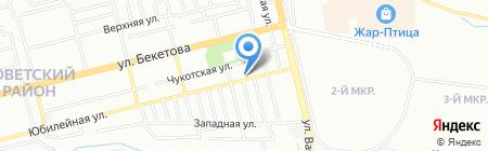 Безопасность на предприятии на карте Нижнего Новгорода