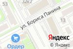 Схема проезда до компании Pit stop1 в Нижнем Новгороде