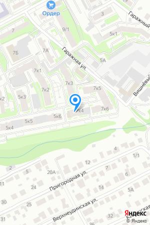ЖК Подкова, Панина Бориса ул., 7, корп. 4 на Яндекс.Картах