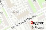Схема проезда до компании Ас-шина в Нижнем Новгороде