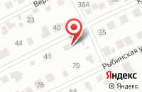 Схема проезда до компании Транслес в Нижнем Новгороде