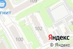Схема проезда до компании Fresh Классика в Нижнем Новгороде