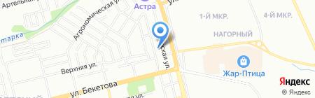 Айболит-2000 на карте Нижнего Новгорода