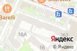 Схема проезда до компании Технология стиля в Нижнем Новгороде
