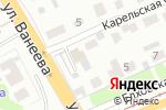 Схема проезда до компании Арт Прокат в Нижнем Новгороде